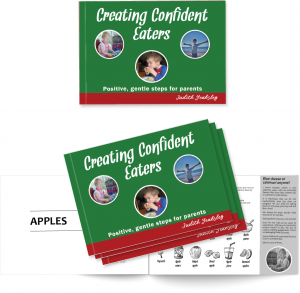 Creating Confident Eaters Guide - By the Confident Eater Judith Yeablsey