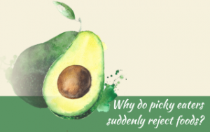 Why do picky eaters suddenly reject foods? #supportingapickyeater #supportingafussyeater #pickyeater # pickyeating #helppickyeater #helpfussyeater #helpingpickyeater #helpingfussyeater #helppickyeating #helpfussyeating #fussyeating #judithyeabsley #fussyeater #theconfidenteater #addingfoods #wellington #NZ