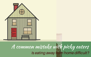 """I was talking to a lovely couple last week who are really struggling with their son and his picky eating. They got in touch because when they went away on holiday it really shined a negative light on his eating. Often, when we're at home, we make all sorts of accommodations for our child. This is a common mistake with picky eaters. Over time we stop even being conscious about how much we are compromising. Being in a new environment, especially when surrounded by friends or relatives, suddenly shows us how far from """"ideal"""" our child's eating is.#supportingapickyeater #supportingafussyeater #pickyeater # pickyeating #fussyeating #judithyeabsley #fussyeater #theconfidenteater #addingfoods"""