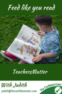 Feed like you read - article in TeachersMatter I am a regular contributor to TeachersMatter, a subscription magazine that goes out to teachers across Australia and New Zealand and digitally around the world. In the latest issue I shared one of my favourite topics! #pickyeatingadvice #judithyeabsley #theconfidenteater #feedingadvice