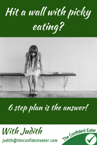 Hit a wall with picky eating? Have you exhausted yourself and all the alternatives with your fussy eater but still seem stuck in the same patterns? Then let's gift you a 6 step plan, the proven way to gently move a picky eater from their favourite foods to new foods. #supportingapickyeater #supportingafussyeater #pickyeater # pickyeating #helppickyeater #helpfussyeater #helpingpickyeater #helpingfussyeater #helppickyeating #helpfussyeating #fussyeating #judithyeabsley #fussyeater #theconfidenteater #addingfoods #wellington #NZ