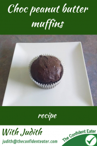 Recipes for picky eaters - choc peanut butter muffins. #cookingwithkids #cookingwithchildren #recipesforpickyeater #recipesforfussyeater #pickyeater # pickyeating #fussyeating #judithyeabsley #fussyeater #theconfidenteater #addingfoods #wellington #NZ