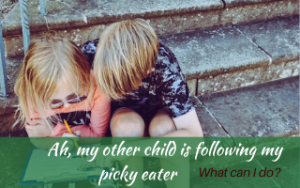 Siblings copying picky eater #Siblings #supportingapickyeater #supportingafussyeater #pickyeater # pickyeating #helppickyeater #helpfussyeater #helpingpickyeater #helpingfussyeater #helppickyeating #helpfussyeating #fussyeating #judithyeabsley #fussyeater #theconfidenteater #addingfoods #wellington #NZ #creatingconfidenteaters #