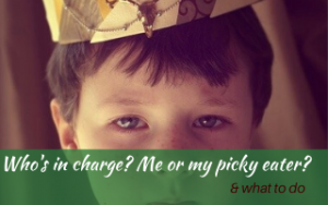 Who's in charge me or my picky eater? #supportingapickyeater #supportingafussyeater #pickyeater # pickyeating #helppickyeater #helpfussyeater #helpingpickyeater #helpingfussyeater #helppickyeating #helpfussyeating #fussyeating #judithyeabsley #fussyeater #theconfidenteater #addingfoods #wellington #NZ #creatingconfidenteaters