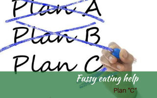 Fussy eating help. Plan C. #helpforpickyeaters #helpforpickyeating #Foodforpickyeaters #theconfidenteater #wellington #NZ #judithyeabsley #helpforfussyeating #helpforfussyeaters #fussyeater #fussyeating #pickyeater #picky eating #supportforpickyeaters #theconfidenteater #creatingconfidenteaters #newfoods #bookforpickyeaters