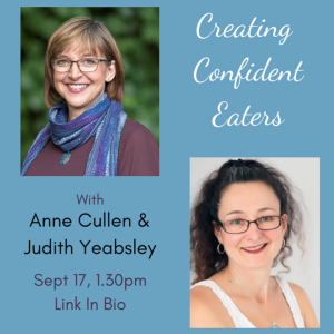 Picky eating interview - Anne Cullen