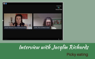 Interview Jacqlin Richards, Your Parent Journey #helpforpickyeaters #helpforpickyeating #Foodforpickyeaters #theconfidenteater #wellington #NZ #judithyeabsley #helpforfussyeating #helpforfussyeaters #fussyeater #fussyeating #pickyeater #picky eating #supportforpickyeaters #theconfidenteater #creatingconfidenteaters #newfoods #bookforpickyeaters #thecompleteconfidenceprogram