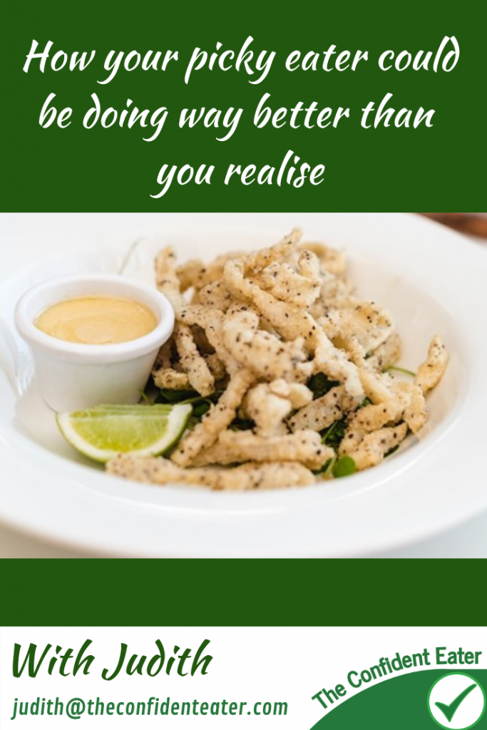 How your picky eater could be doing way better than you realise #helpforpickyeaters #helpforpickyeating #Foodforpickyeaters #theconfidenteater #wellington #NZ #judithyeabsley #helpforfussyeating #helpforfussyeaters #fussyeater #fussyeating #pickyeater #picky eating #supportforpickyeaters #theconfidenteater #creatingconfidenteaters #newfoods #bookforpickyeaters #thecompleteconfidenceprogram