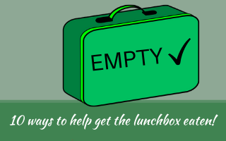 10 ways to help get the school lunchbox eaten #Recipesforpickyeaters #helpforpickyeaters, #helpforpickyeating, #Foodforpickyeaters, #theconfidenteater, #wellington, #NZ, #judithyeabsley, #helpforfussyeating, #helpforfussyeaters, #fussyeater, #fussyeating, #pickyeater, #pickyeating, #supportforpickyeaters