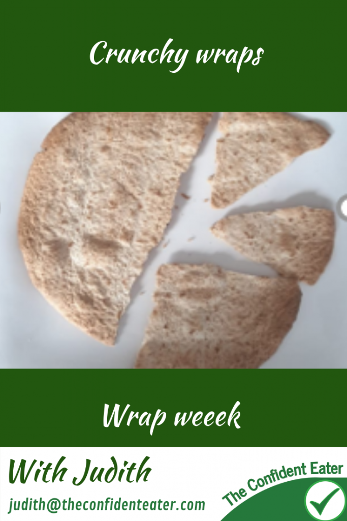 Crunchy wraps. Perfect texture for fussy or picky eaters #wraps, #funfoodsforpickyeaters, #funfoodsdforfussyeaters, #Recipesforpickyeaters, #helpforpickyeaters, #helpforpickyeating, #Foodforpickyeaters, #theconfidenteater, #wellington, #NZ, #judithyeabsley, #helpforfussyeating, #helpforfussyeaters, #fussyeater, #fussyeating, #pickyeater, #pickyeating, #supportforpickyeaters, #winnerwinnerIeatdinner, #creatingconfidenteaters, #newfoods, #bookforpickyeaters, #thecompleteconfidenceprogram, #thepickypack