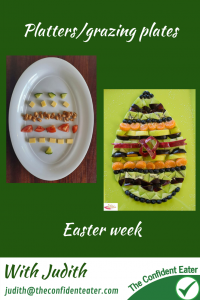 Platters and shared plates – Easter recipes for picky eaters and fussy eaters #grazingplates #sharedplates, #platters, #funeasterrecipes, #funfoodsforpickyeaters, #funfoodsdforfussyeaters, #Recipesforpickyeaters, #helpforpickyeaters, #helpforpickyeating, #Foodforpickyeaters, #theconfidenteater, #wellington, #NZ, #judithyeabsley, #helpforfussyeating, #helpforfussyeaters, #fussyeater, #fussyeating, #pickyeater, #pickyeating, #supportforpickyeaters, #winnerwinnerIeatdinner, #creatingconfidenteaters, #newfoods, #bookforpickyeaters, #thecompleteconfidenceprogram, #thepickypack