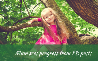 Mum sees progress from Facebook posts – simple recipes picky eaters and fussy eaters will actually eat #recipespickyeaterswilleat, #recipesfussyeaterswilleat #winnerwinnerIeatdinner, #Recipesforpickyeaters, #helpforpickyeaters, #helpforpickyeating, #Foodforpickyeaters, #theconfidenteater, #wellington, #NZ, #judithyeabsley, #helpforfussyeating, #helpforfussyeaters, #fussyeater, #fussyeating, #pickyeater, #pickyeating, #supportforpickyeaters, #winnerwinnerIeatdinner, #creatingconfidenteaters, #newfoods, #bookforpickyeaters, #thecompleteconfidenceprogram, #thepickypack, #funfoodsforpickyeaters, #funfoodsdforfussyeaters