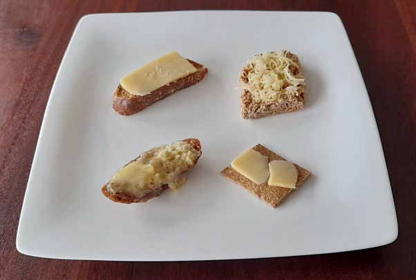 Cheese on bread & crackers – cheese recipes for picky eaters and fussy eaters, #cheeseonbread, #cheeseoncrackers, #cheeserecipes, #cheeseideas, #trynewfoods, #funfoodsforpickyeaters, #funfoodsdforfussyeaters, #Recipesforpickyeaters, #helpforpickyeaters, #helpforpickyeating, #Foodforpickyeaters, #theconfidenteater, #wellington, #NZ, #judithyeabsley, #helpforfussyeating, #helpforfussyeaters, #fussyeater, #fussyeating, #pickyeater, #pickyeating, #supportforpickyeaters, #winnerwinnerIeatdinner, #creatingconfidenteaters, #newfoods, #bookforpickyeaters, #thecompleteconfidenceprogram, #thepickypack