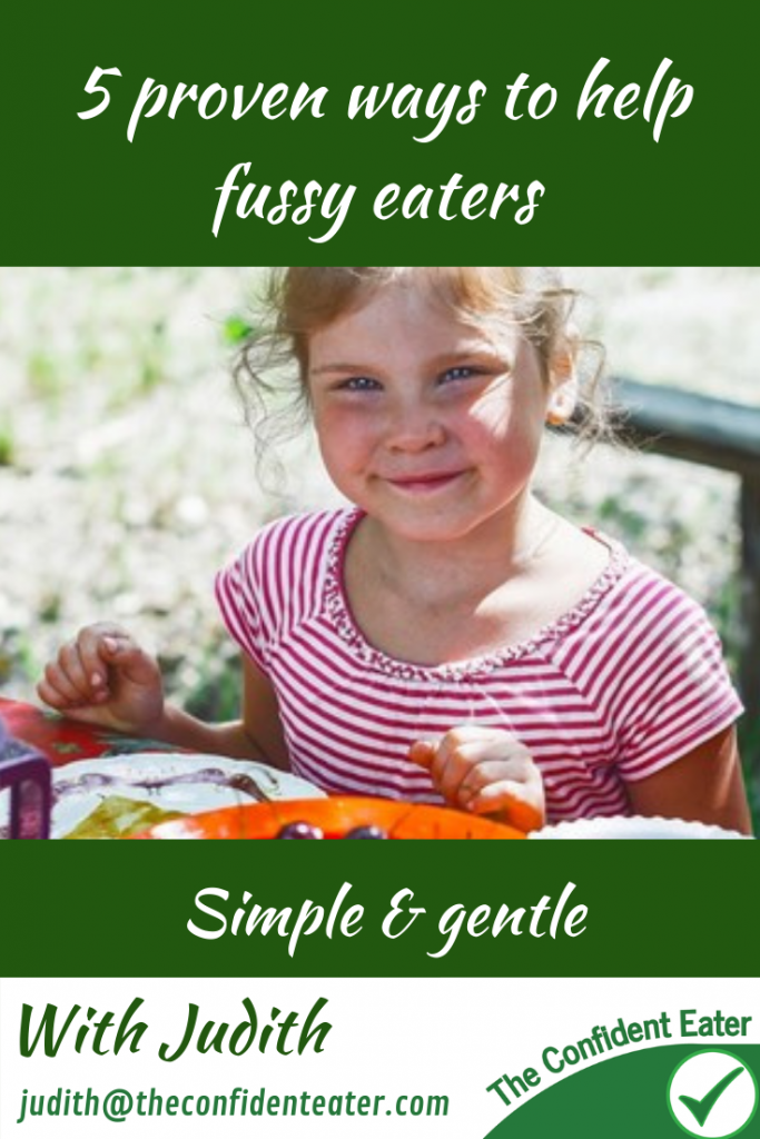 5 proven things that help fussy eating | Fussy Eating NZ #theconfidenteater, #fussyeatingNZ, #pickyeatingNZ #helpforpickyeaters, #helpforpickyeating, #recipespickyeaterswilleat, #recipesfussyeaterswilleat #winnerwinnerIeatdinner, #Recipesforpickyeaters, #Foodforpickyeaters, #wellington, #NZ, #judithyeabsley, #helpforfussyeating, #helpforfussyeaters, #fussyeater, #fussyeating, #pickyeater, #pickyeating, #supportforpickyeaters, #winnerwinnerIeatdinner, #creatingconfidenteaters, #newfoods, #bookforpickyeaters, #thecompleteconfidenceprogram, #thepickypack, #funfoodsforpickyeaters, #funfoodsdforfussyeaters