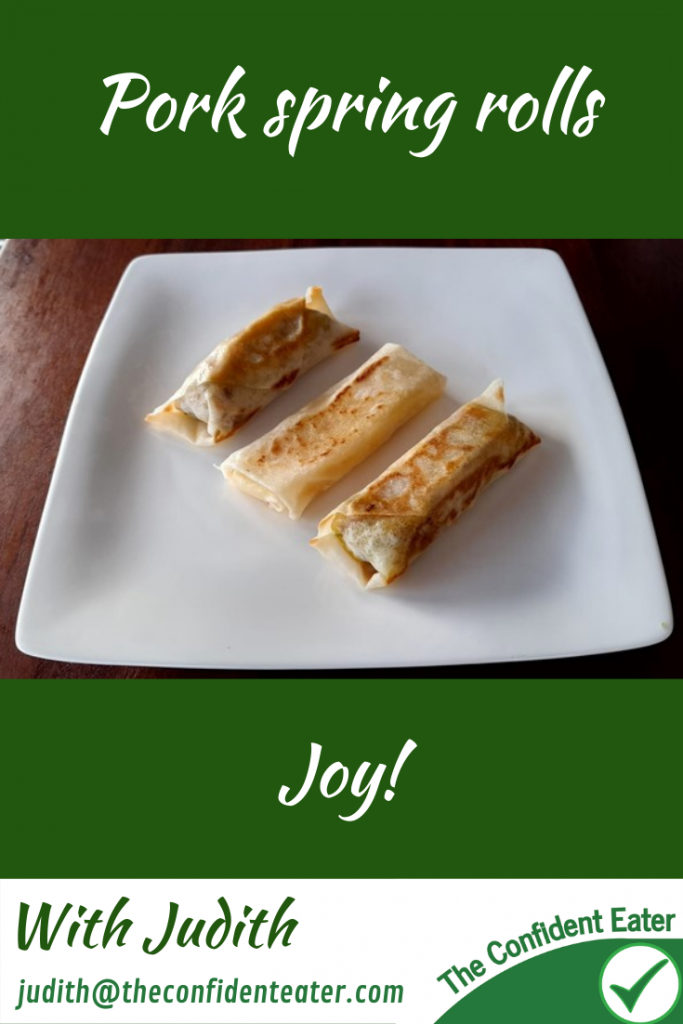 Pork spring rolls for fussy eaters – fun recipe for fussy eaters NZ, Judith Yeabsley|Fussy Eating NZ, #springrolls, #springrollforfussyeaters, #springrollforpickyeaters, #trynewfoods, #funfoodsforpickyeaters, #funfoodsdforfussyeaters, #Recipesforpickyeaters, #helpforpickyeaters, #helpforpickyeating, #Foodforpickyeaters, #theconfidenteater, #wellington, #NZ, #judithyeabsley, #helpforfussyeating, #helpforfussyeaters, #fussyeater, #fussyeating, #pickyeater, #pickyeating, #supportforpickyeaters, #winnerwinnerIeatdinner, #creatingconfidenteaters, #newfoods, #bookforpickyeaters, #thecompleteconfidenceprogram, #thepickypack